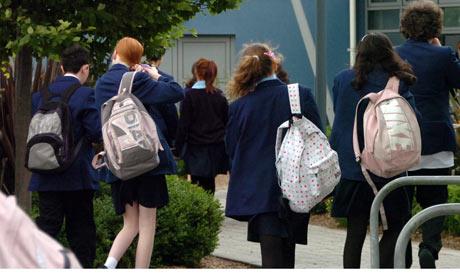 Этикет школьной одежды