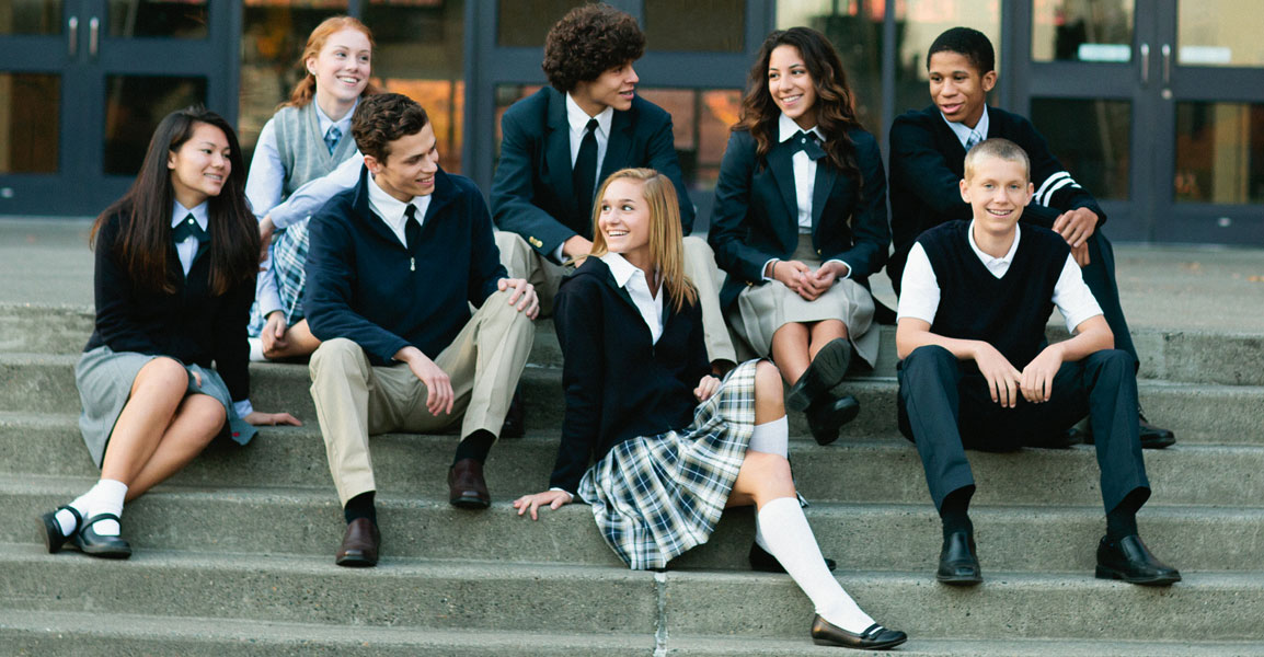 school uniforms can help pacify violence inside the campus