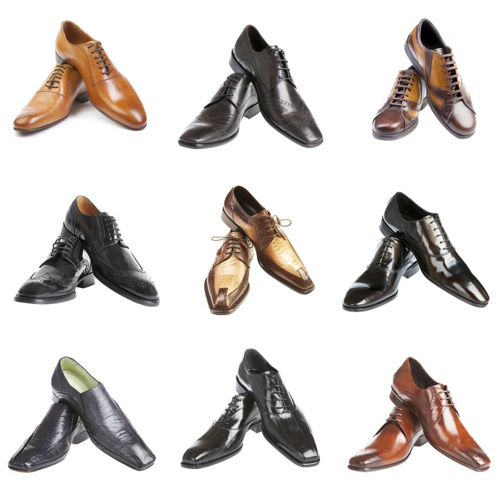 Классическая женская обувь из кожи и замши | Купить в