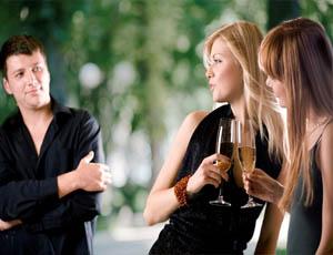 Женщинами с знакомства мужчин